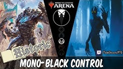 Mono-Black Control: Phyrexian Arena and Dread Presence looking good!