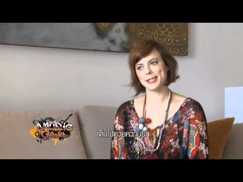 Music Gang - Special Interview Lenka