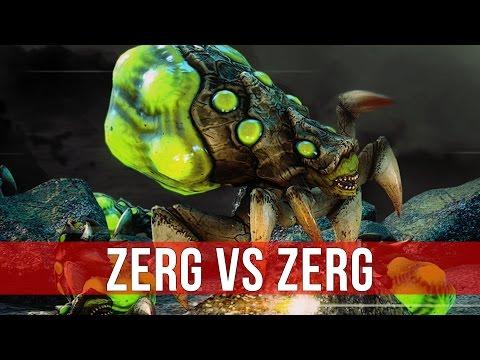 StarCraft 2 Coaching: Zerg vs Zerg in Gold League!