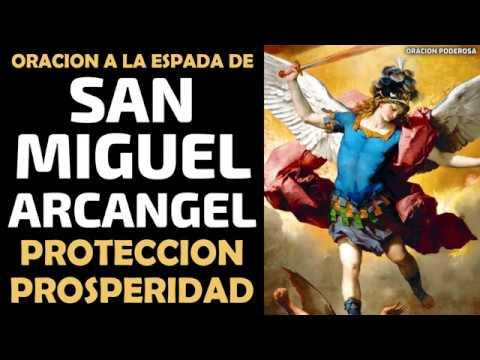 Oración a la Espada de San Miguel Arcángel, protección, prosperidad y contra toda maldad