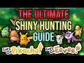 The ULTIMATE Shiny Hunting Guide | Pokemon Let's Go Pikachu & Eevee