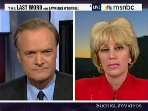 Lawrence O'Donnell Kicks Birther Queen Orly Taitz Off His Show!