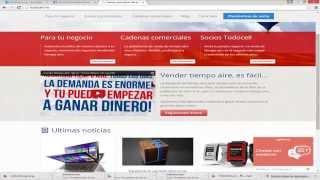 COMO COMENZAR A USAR LA PLATAFORMA DE RECARGAS ELECTRONICAS Y PAGO DE SERVICIOS TODOPAGO