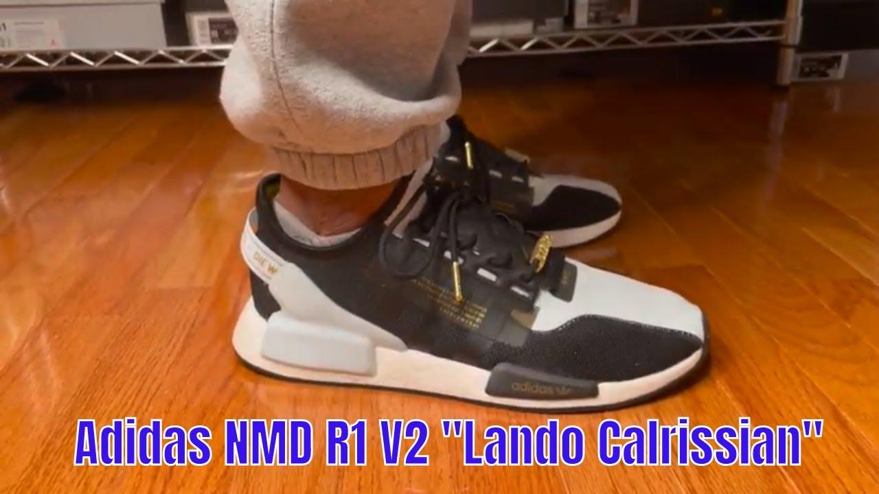 STAR WARS X NMD_R1 V2 'LANDO CALRISSIA'