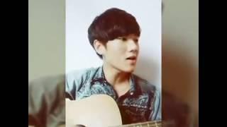 guitar cover Những bức tranh màu (OST Là anh)