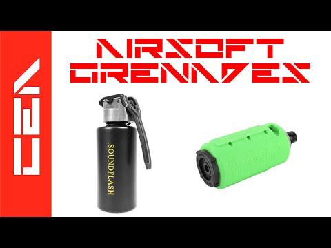 Best Airsoft Grenades...