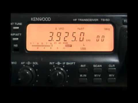 JOZ Radio Nikkei (tentative: Chiba-Nagara, Japan) - low signal - 3925 kHz