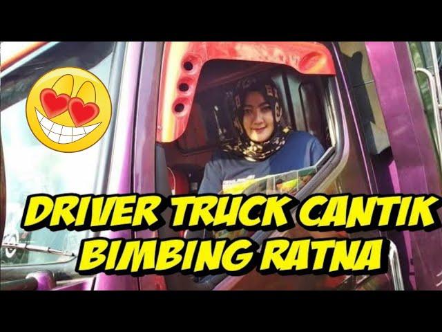 Driver Truck Cantik Police Women Bimbing Ratna Bersama Big Bos Raden Andy
