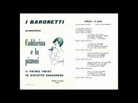 I Baronetti – Caddarina e lu Pizzoni