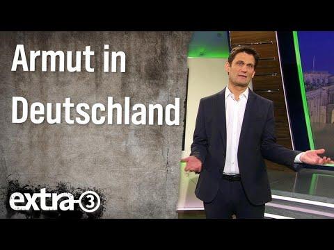 Christian Ehring: Armut in Deutschland | extra 3 | NDR