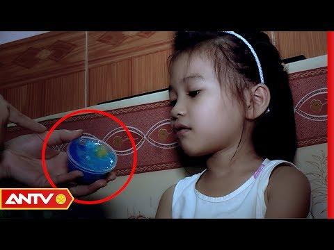 Sự Thật Kinh Hoàng Về Slime, Chất Nhầy Ma Quái Đang Dần Hủy Hoại Trẻ Em | AN TOÀN SỐNG | ANTV