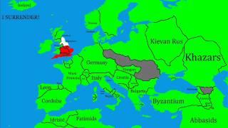 History of Europe Part 18 Mediterranean wars
