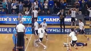 Б_х цаг _еийн хамгийн том волейболын ралли