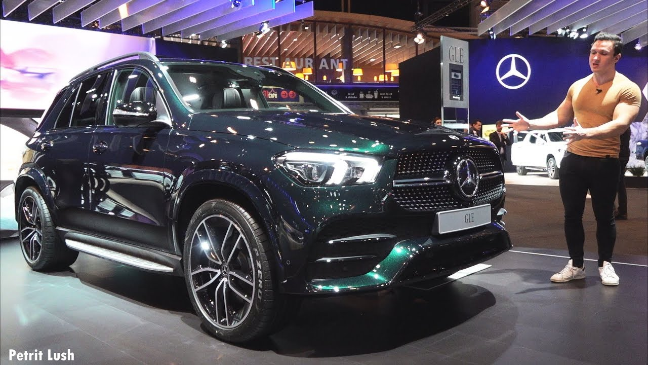 Mercedes Benz Gle Coupe >> 2019 Mercedes GLE - 300d AMG Line GLE FULL Review Interior ...
