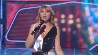 """Алена Апина - """"На теплоходе музыка играет"""" - 2014"""