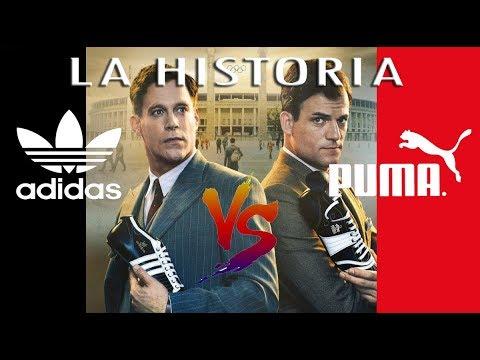 Adidas y Puma