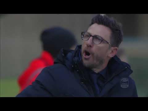 Il gol di Cengiz Under- Verona - Roma 0-1 - Giornata 23 - Serie A TIM 2017/18