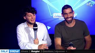 Talk Show du 19/08, partie 5 : Rongier pourquoi on le prend ?