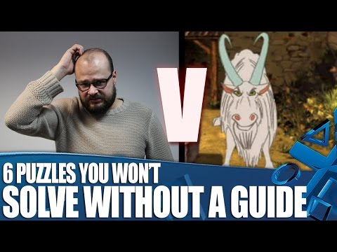 6 Impossible Videogame Puzzles You'll Never Solve Without A Guide