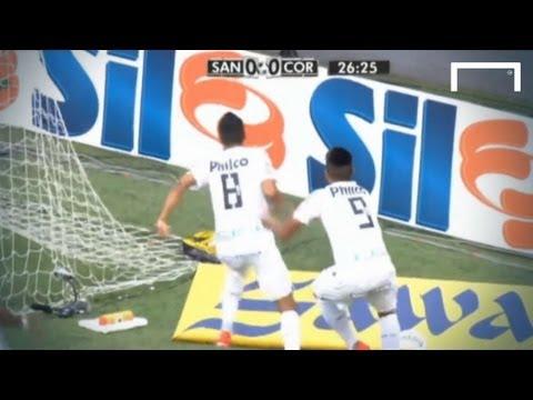 Cicero spectacular goal - Paulista's final