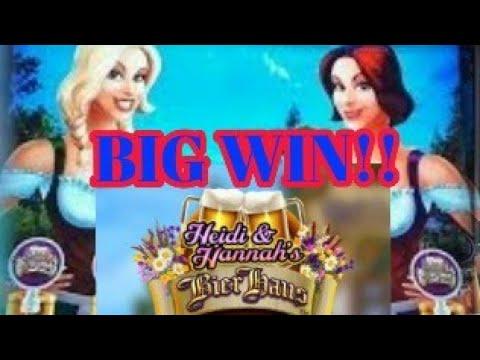 🍺🍺Heidi & Hannah Bier Haus!!!🍺🍺SUPER WIN!!