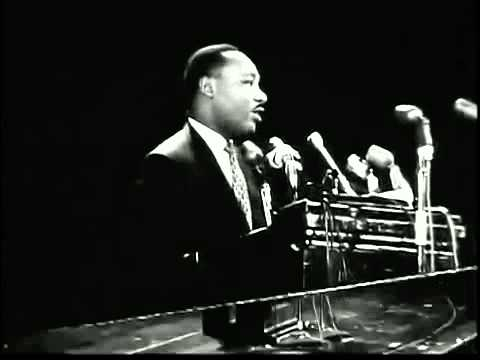 Dr Martin Luther King Jr Speaks at Stanford THE OTHER AMERICA