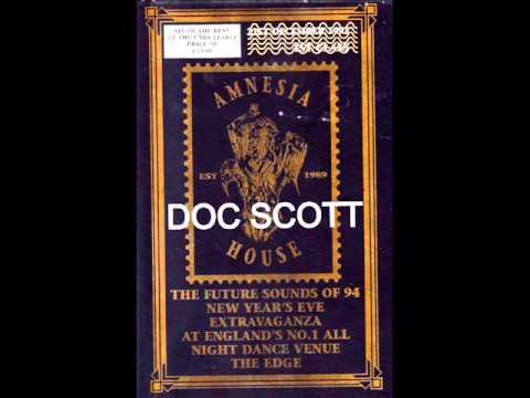 Doc Scott @ Amnesia House @ The Edge NYE 1993