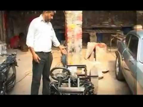 A wonderful Pakistani Engineer