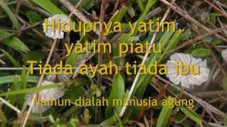 Nabi Anak Yatim with lyric