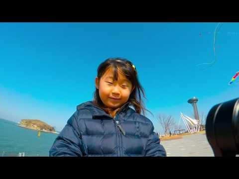 Sihwa Lake  Tidal Power Station kite