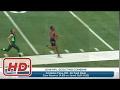 NFL 2017 video : 40-yard dash simulcam Cam Newton vs. Jared Goff | Feb 23, 2017