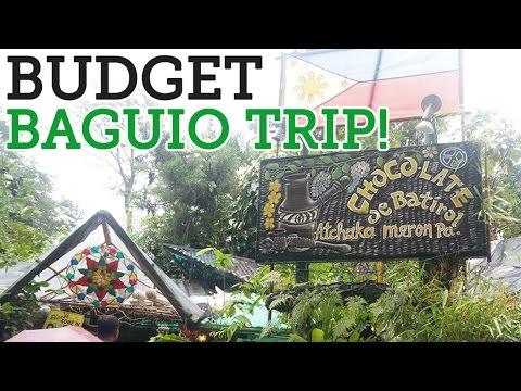 BUDGET BAGUIO TRIP