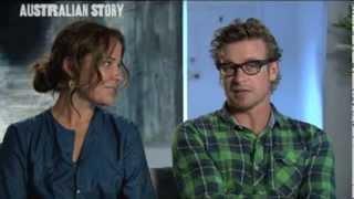 Simon Baker 2012 03 talks about John Polson in Australian Story