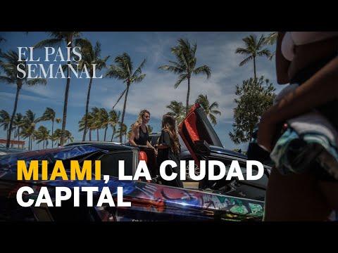 Miami la ciudad capital  Crónicas Sudacas  El País Semanal