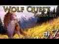 Finding a Mate in SHADOW of the Moon?! 🐺 WOLF QUEST 3: Golden Lily • #7