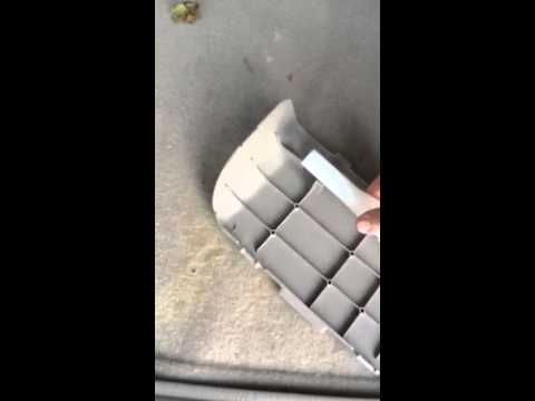 Ford Transit 150 >> Escape gas funnel - YouTube
