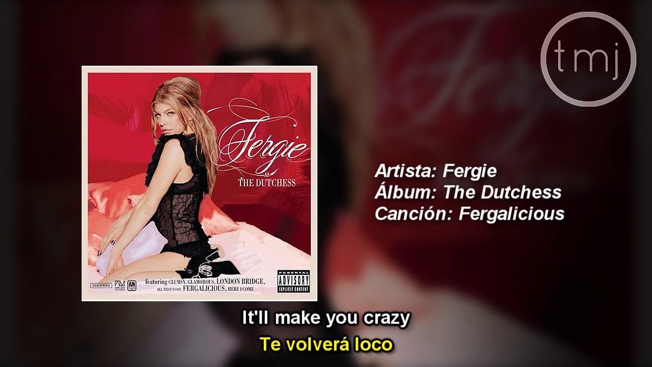Download Letra Traducida Fergalicious de Fergie