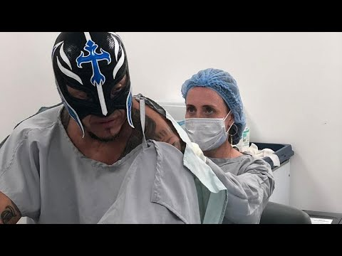 WWE Super Star Rey Mysterio Visits Bioxcellerator In Medellin, Colombia For Stem Cell Therapy