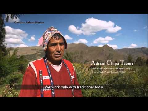 Peru Climate - NASA DEVELOP Fall 2015 @ Langley Research Center