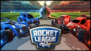 Rocket League - First Match - WOW! This is Awesome!