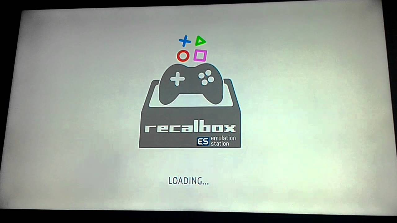 Recalbox how to add roms