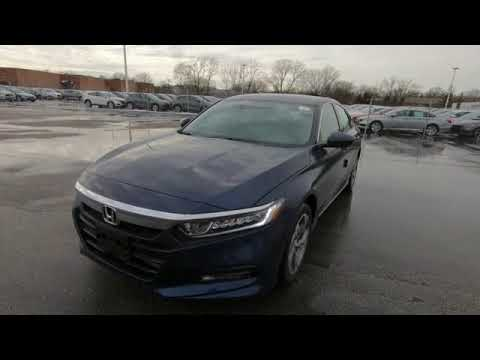 New 2019 Honda Accord Chicago Lisle, IL #H90936