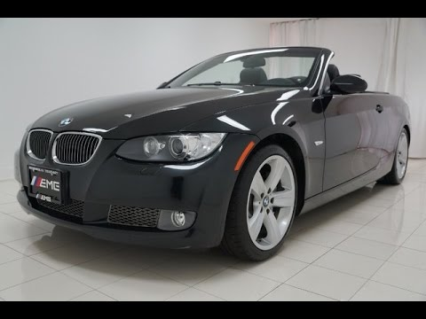 2008 BMW 3 Series 335i Hardtop Convertible  YouTube