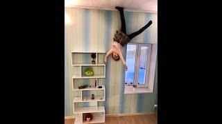 HOUSE upside down House upside down - Upside down house Vlog