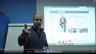 Дизайн ВКонтакте (часть 2). Как должна выглядеть продающая аватарка группы. Видеоурок №15