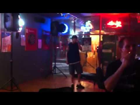 """Dudeman wrecks """"Mrs. Officer"""" during karaoke night at Playo"""