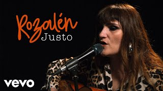 Rozalen - Justo (Live) | Vevo Official Performance