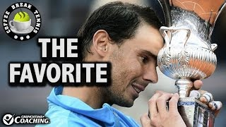 Matt talks about Rafa's win in Rome and it's French Open implicatio...
