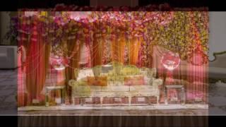 Madurai Decorators Exclusive Wedding Stage Decoration Collection