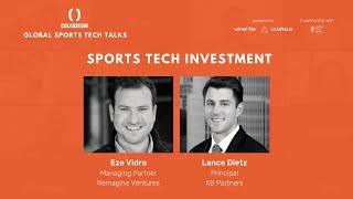 Global Sports Tech Talks #5 Sports Tech Investment